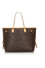 Monogram Neverfull GM Canvas