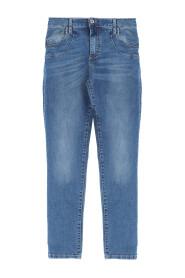 Skinny Plain Lys Jeans