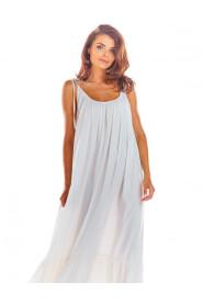 Sukienka z dekoltem na plecach A307