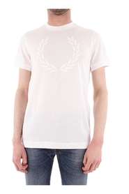 FRED PERRY M5591 T-SHIRT Men WHITE