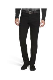 Bomulsbuks Med Jeans Look