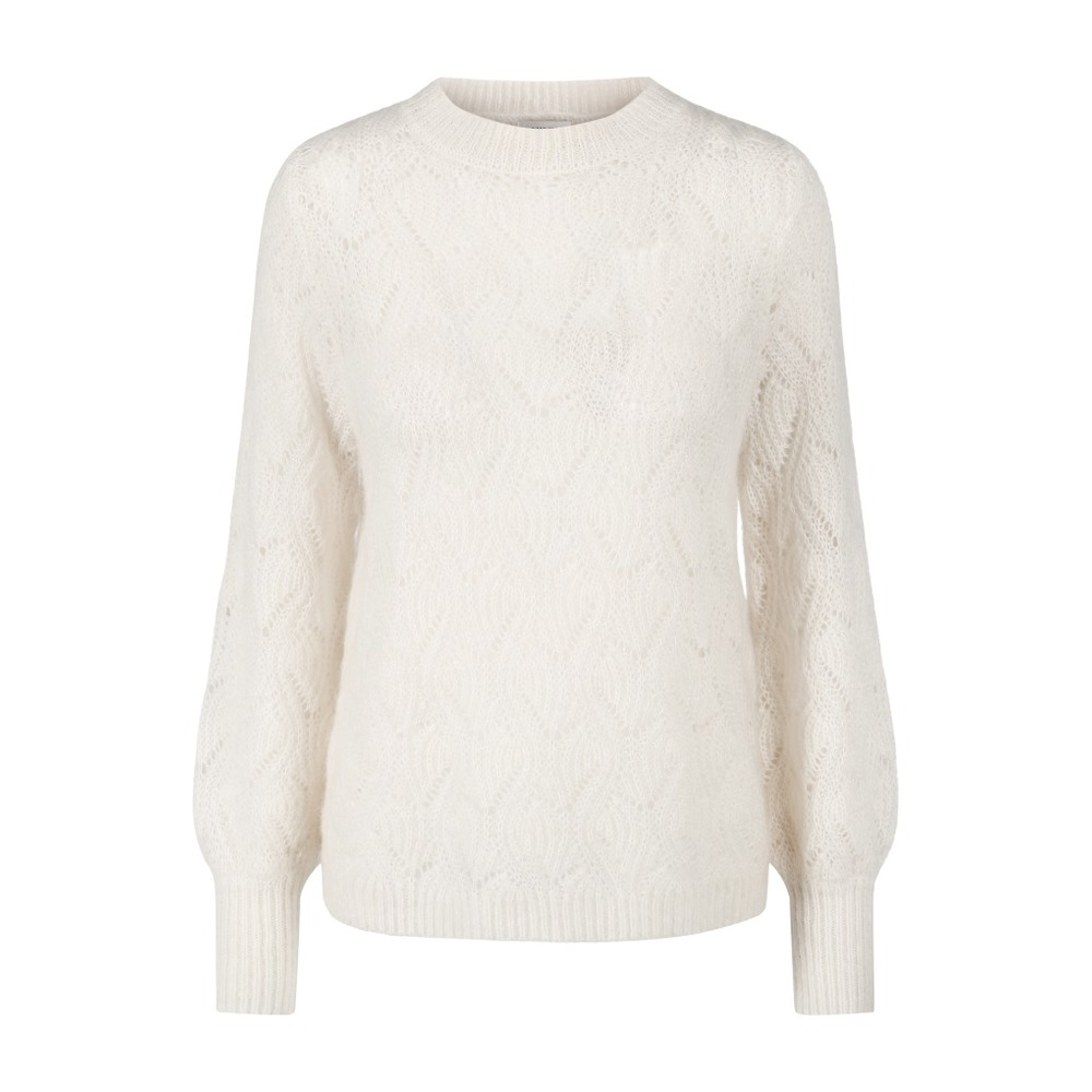 Cream Dame Sofie Sweater Knit
