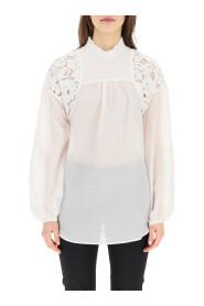 Ruff blouse