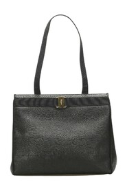 Vara Leather Tote Bag