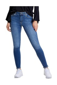 ONLBLUSH MID ANKLE RAW JEANS