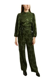 Harriet Jumpsuit With Long Sleeves