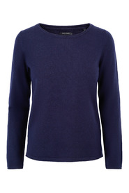 Marine Marc O'polo Pullover Long Sleeve Genser