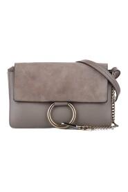 Begagnad Faye Crossbody-väska i läder