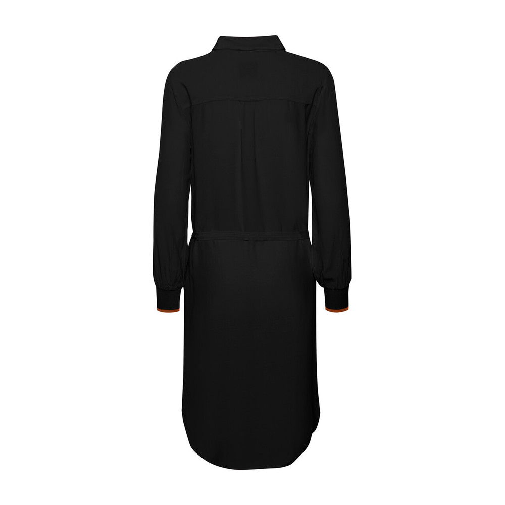 Damkläder Black DEA DRESS Part Two Långärmade klänningar