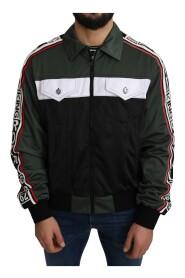 KING Logo Stripe Jacket
