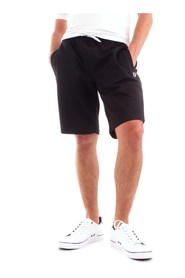 FRED PERRY S6501 Short Men BLACK