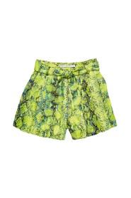 Maggie Snake Shorts