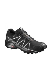 Salomon Speedcross 4 GTX Joggesko Herre Black/Black//Silver Metallic-X