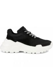 'Sprint Mesh Black' Sneakers