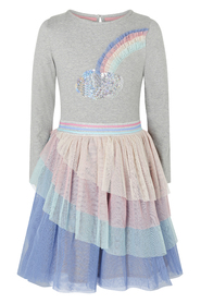 Disco Rainbow D Girl Daywear Dres