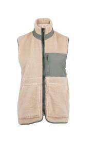 Franita teddy vest
