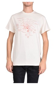 T-SHIRT GIROCOLLO BRAIN