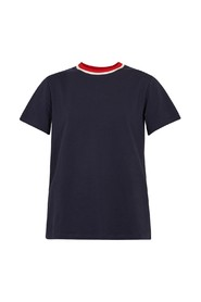 Ted Baker - Lebby - Blauwe shirt print rugzijde
