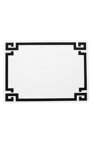 Placemats Hollywood White 4pack