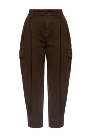 Trousers w/ several pockets