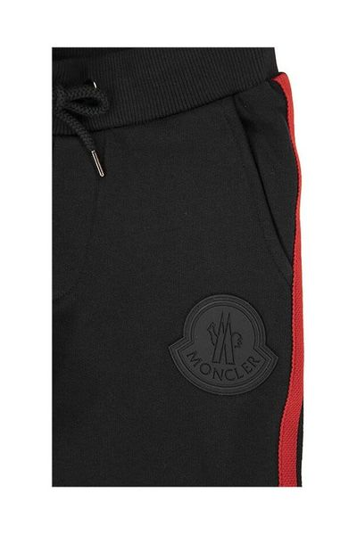 Best-seller Black CASUAL TROUSERS Moncler Pantalons de jogging gDvem