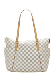 Damier Azur Totally PM Canvas