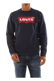 LEVIS 17895 0081 GRAPHIC TRUE SWEATER Men DRESS BLUE