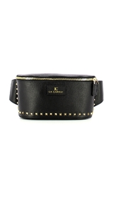 Ira belt bag with studs