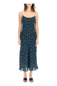 Holly dress with rhinestones