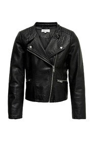 KONFREYA FAUX LEATHER BIKER