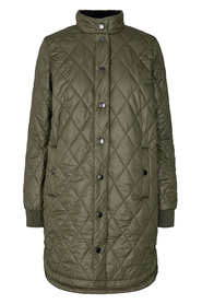 KAmello Quilted Coat