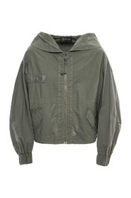 POPELINE SHORT JACKET