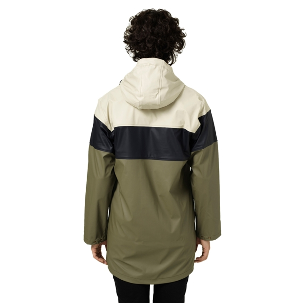 Tretorn beige/green/blue Wings Plus Eco Jacket Tretorn