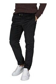 Pantalone Coulisse Velluto