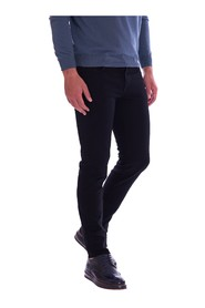 JEANS 370 CLOSE TRUSSARDI BLACK JEANS