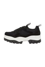Trainers Chunky tread sole
