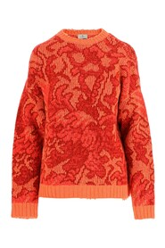 Sweater All over jacquard pattern