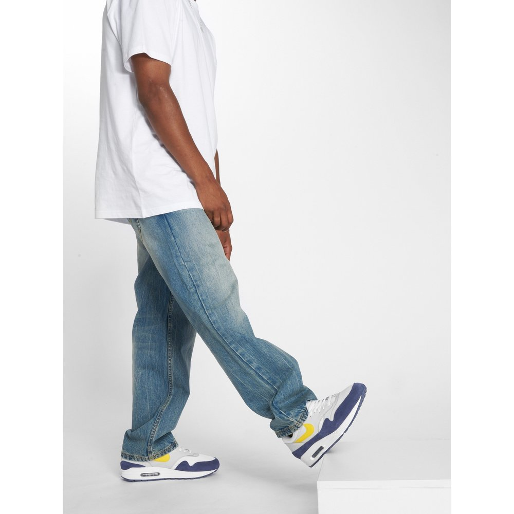 Loose Fit Jeans High Line