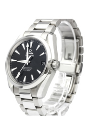 Stainless Steel Seamaster Aqua Terra Master Co-Axial Automatic Watch 231.10.39.21.01.002 Metal
