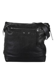 Pre-owned Motocross Classic Day Leather Shoulder Bag