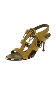 Pre-owned Open Toe Sandals