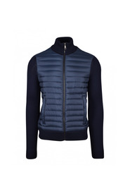 Bi-material jacket