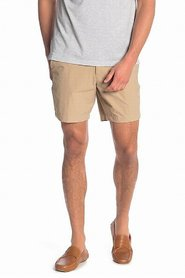 Shorts  Casual Solid Summer Zip-Fly