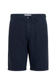 Chuck linen shorts