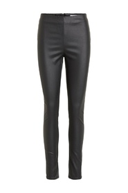 Vicommit Coated Plain Leggings