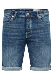 Denim short Regular fit