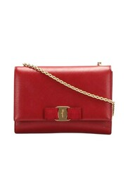 Vara Leather Wallet On Chain