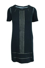 Dress With Embroidery Panel -Pre Owned Condition Very Good