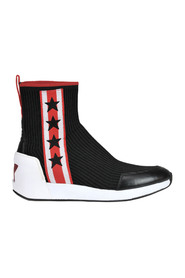 Jango high-top sock sneakers