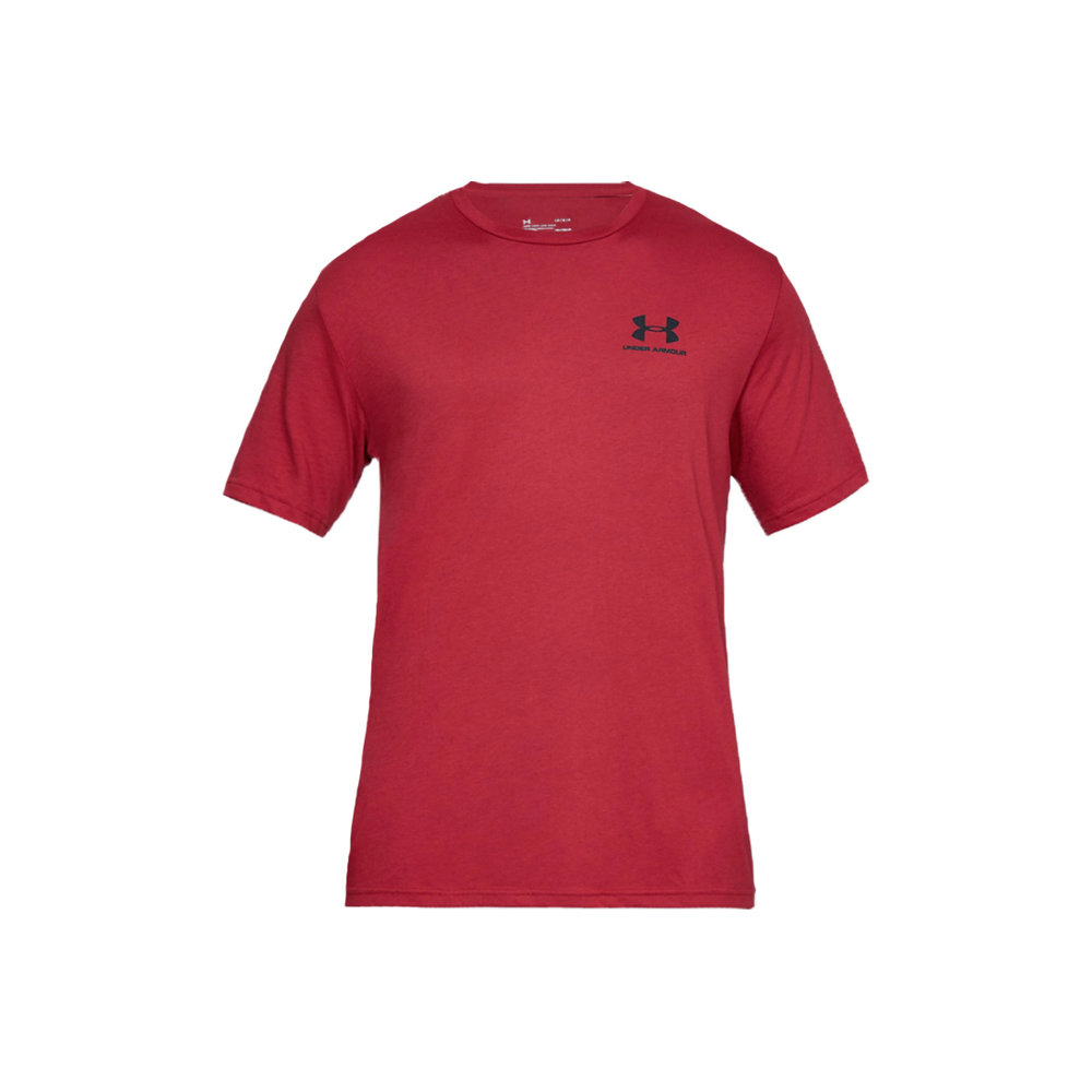 Under Armour Sportstyle Left Chest Tee 1326799-651
